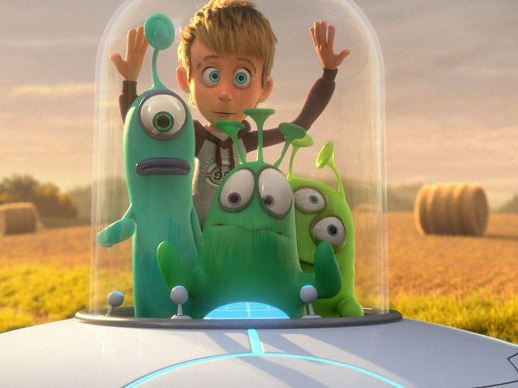 Léo et les extra-terrestres | Kids Cinéma