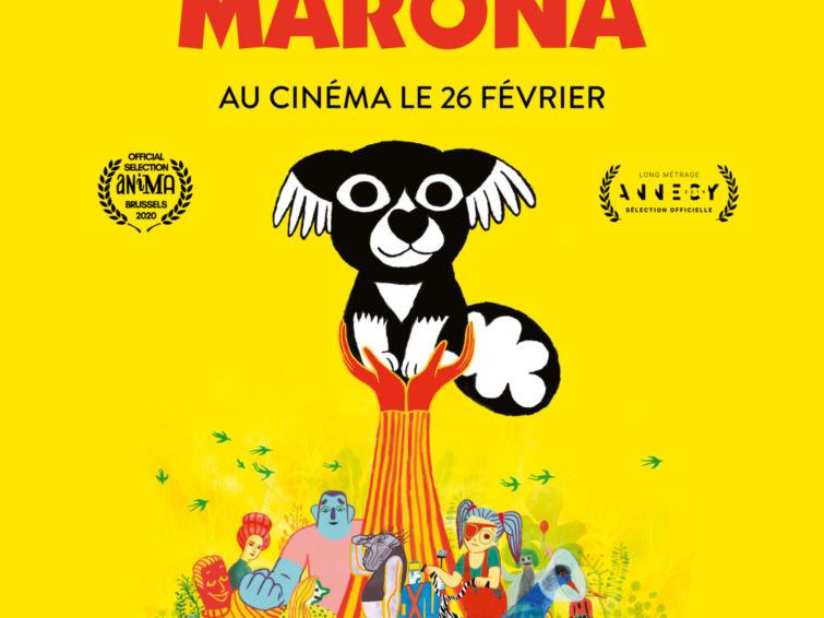 L'Extraordinaire Voyage de Marona | Kids Cinéma