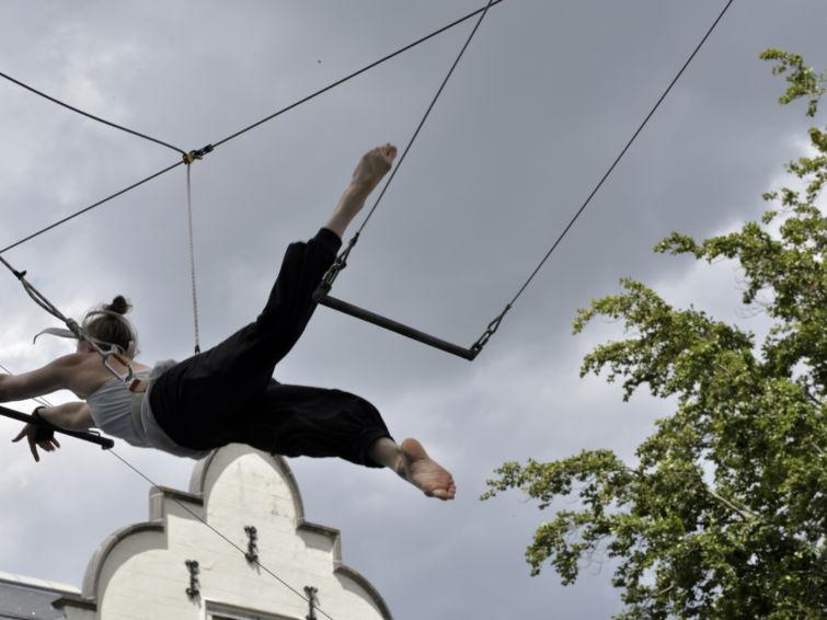 Quel Cirque ! | Ateliers Cirque