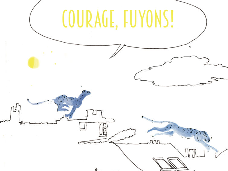 Courage, fuyons! | Rencontres Radio
