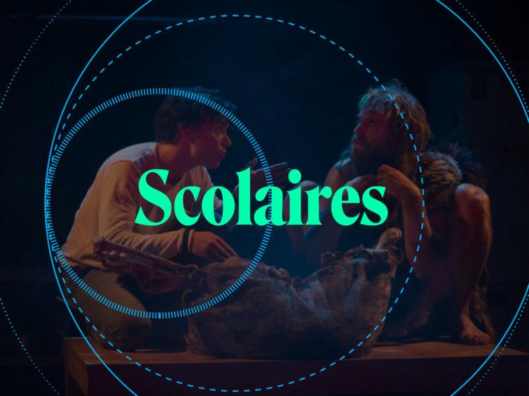 Grou ! | Scolaires Théâtre