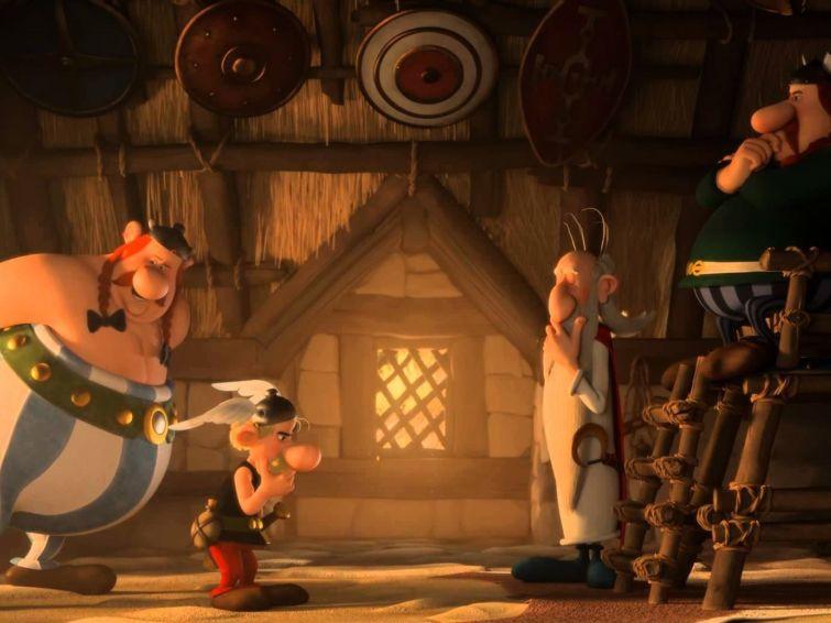 Astérix: Le secret de la potion magique   Kids Cinéma
