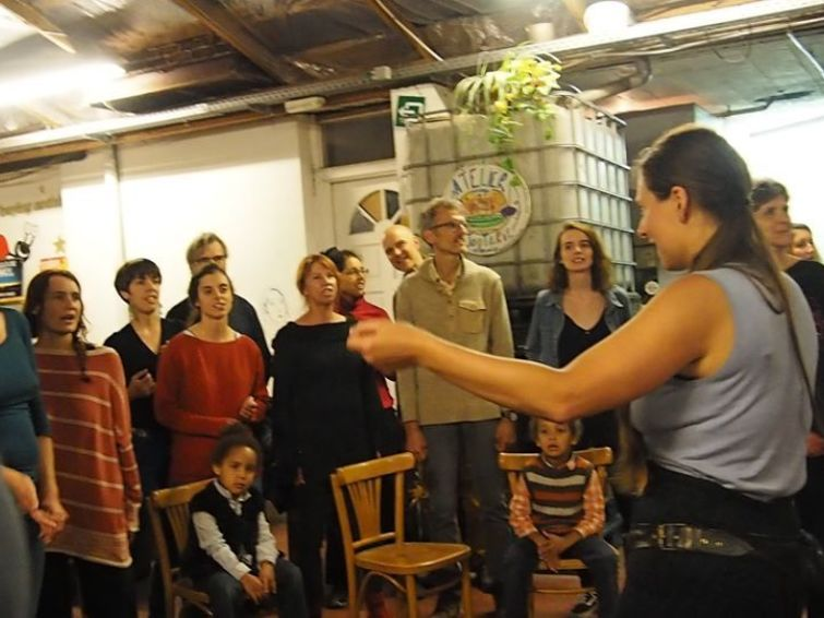 Chant Pour Tous | Ateliers