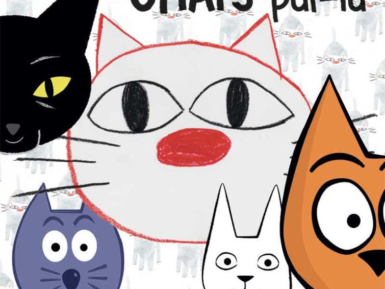 chats par-ci, chats par-là   Kids Cinéma