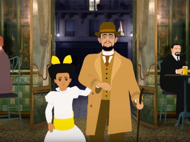 Dilili à Paris   Kids Cinéma