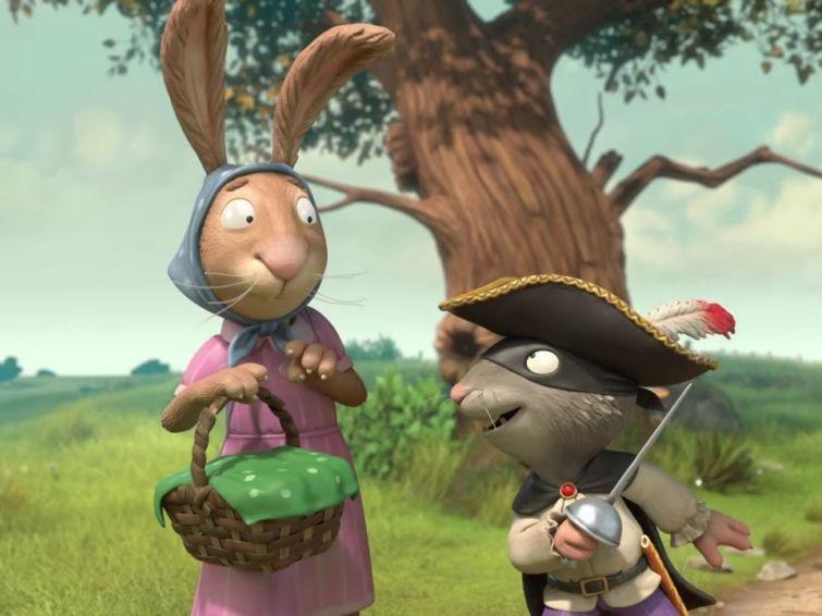 Le Rat Scélérat | Kids Cinéma