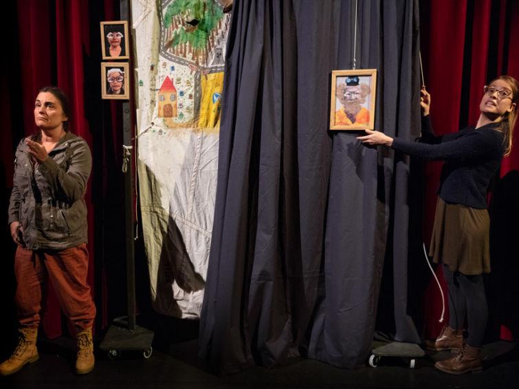 Toi puits Moi ! | Festival Théâtre