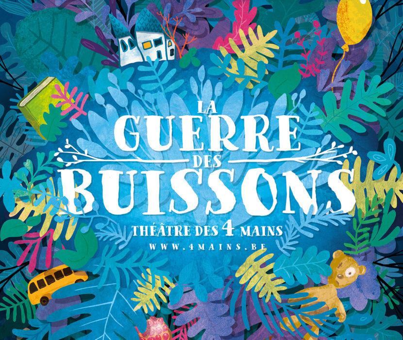 La Guerre des Buissons | Écoles Kids Théâtre
