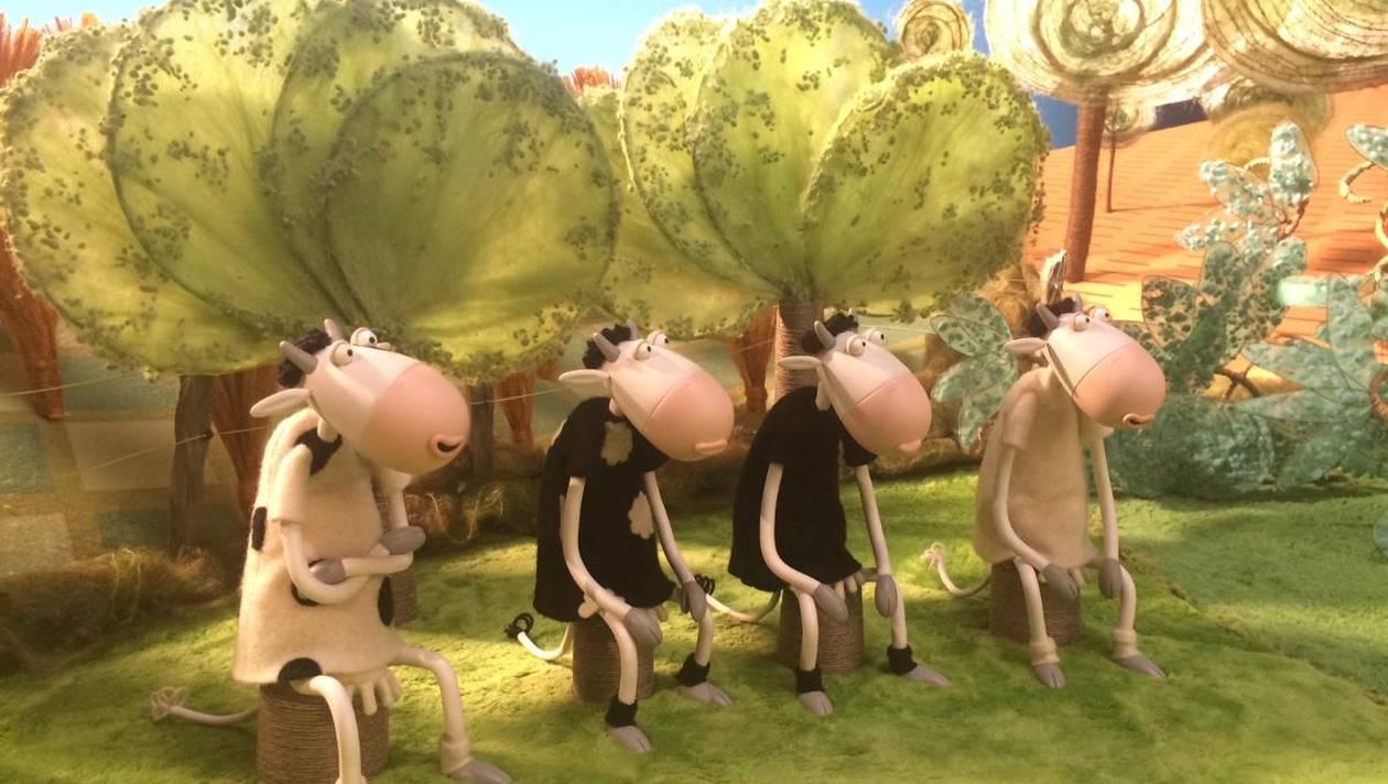 Le Quatuor à cornes | Kids Cinéma