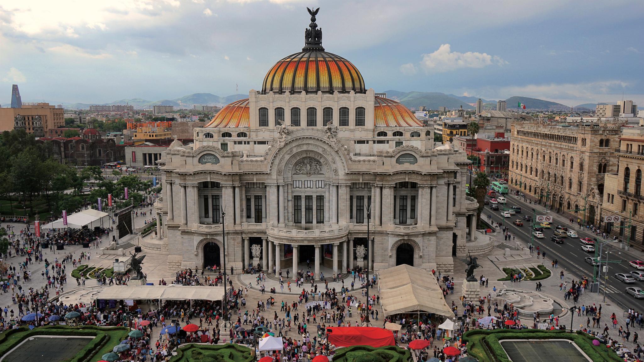 MEXICO - Cœur vibrant des Amériques |  Cinéma