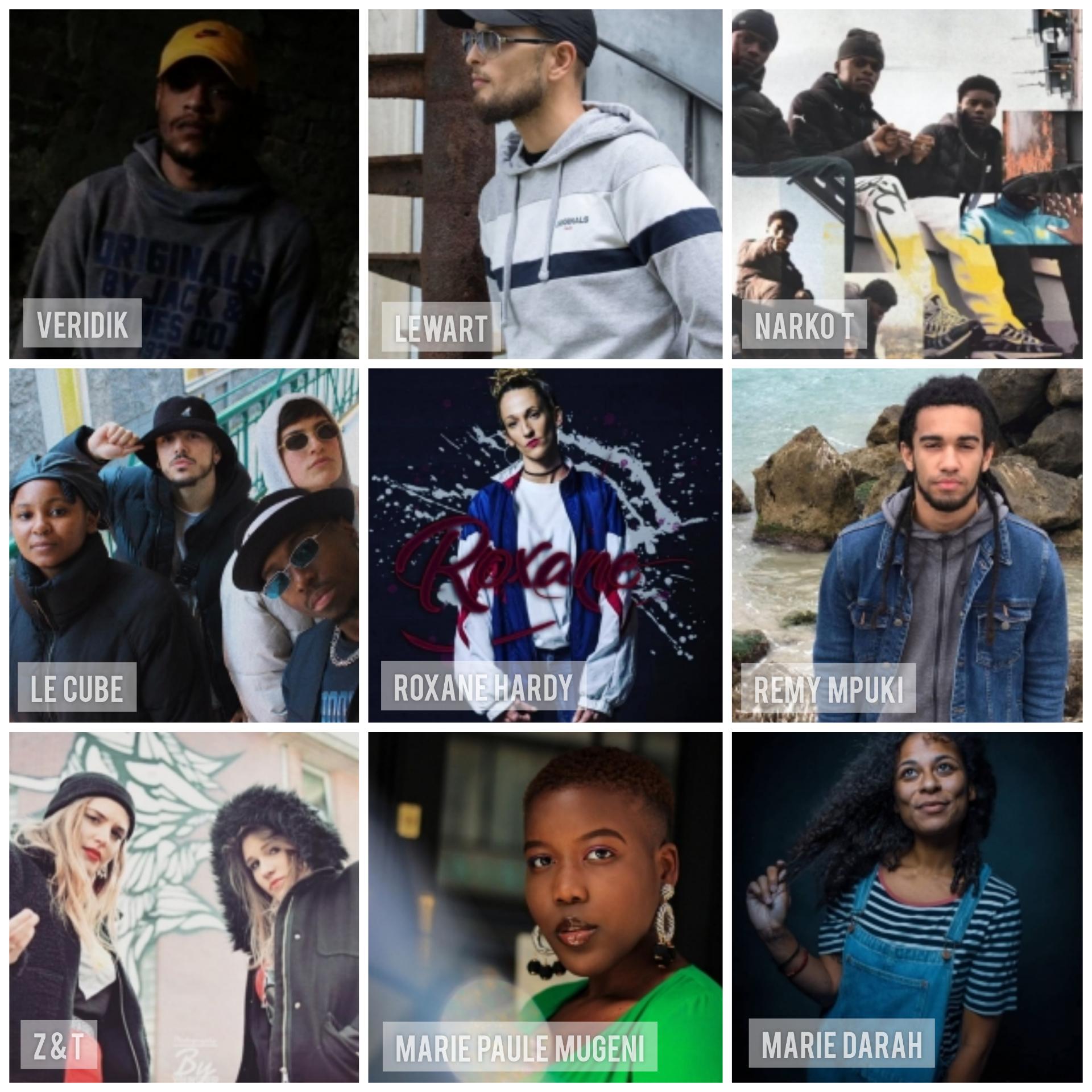 Level up | Hip-hop Et aussi