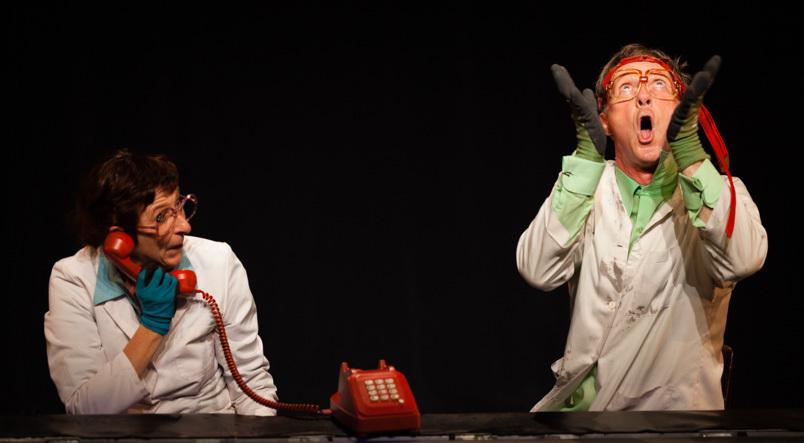 Système 2 | Festival Théâtre